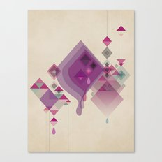 Abstract illustrations Canvas Print