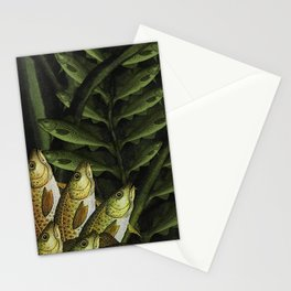 Cod Lily Stationery Cards