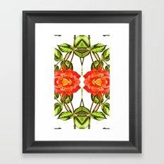 Flora.. Framed Art Print