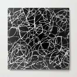 Pollock is my fave Metal Print