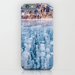 Lake Baikal, Russia iPhone Case