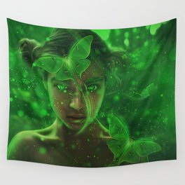 Luna Fairy Wall Tapestry