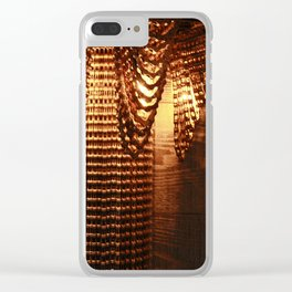 Lucia Clear iPhone Case