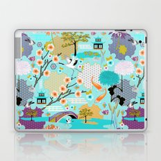 Japanese Garden Laptop & iPad Skin