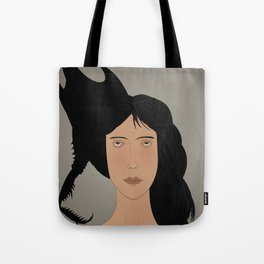 Insectiform F Tote Bag