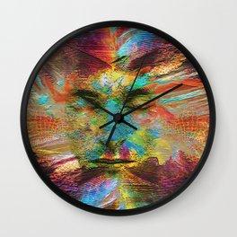 """ Hydrus "" Wall Clock"
