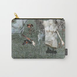 Dionysus and Apollo Carry-All Pouch