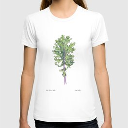 Red Russian Kale T-shirt