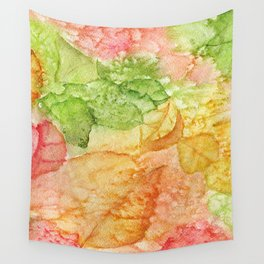 Leaves of Autumn Wall Tapestry