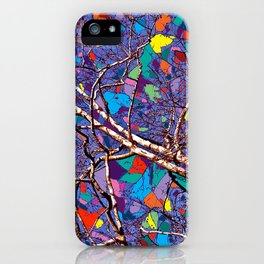 Sycamore Cathedral iPhone Case