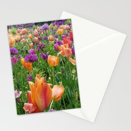 A Sunset in Bloom Stationery Cards