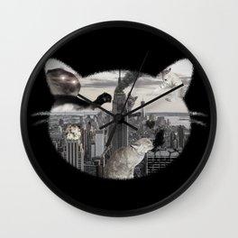 ApoCATlypse Wall Clock