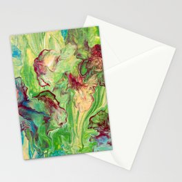 Sharmaine's Iris Stationery Cards