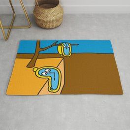 Ooh Zoo – art-series, Dali Rug