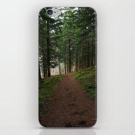 Take the fox's path - Scotland iPhone Skin