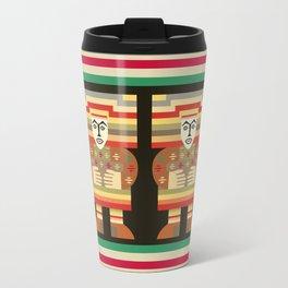 Nick's Blanket 1968 Version 2 (With Figures) Travel Mug