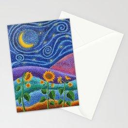 Dream Fields Stationery Cards