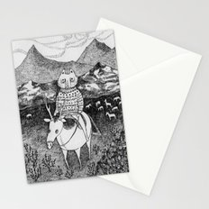 Sami fox Stationery Cards