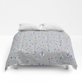 Girl R2-D2 Pattern Comforters