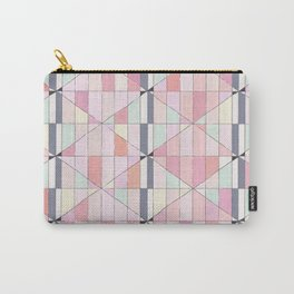 Sorbet Pinks Carry-All Pouch