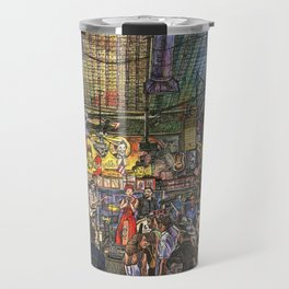 Nashville Nights Travel Mug