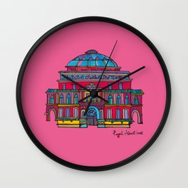 architecture Wall Clock