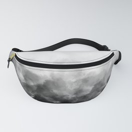 Ombre Smoke Clouds Minimal Fanny Pack