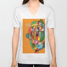 open mind Unisex V-Neck