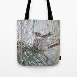 Pine Veil Nesting Tote Bag