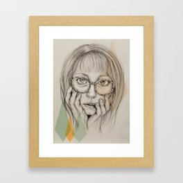 It's Criminal Framed Art Print