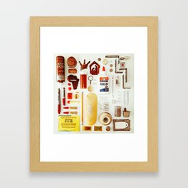 Junk Drawer: Sierra Framed Art Print