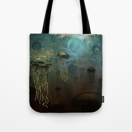 """""""This is the last weekend of vacation fellas. Better make it a good one."""" Tote Bag"""