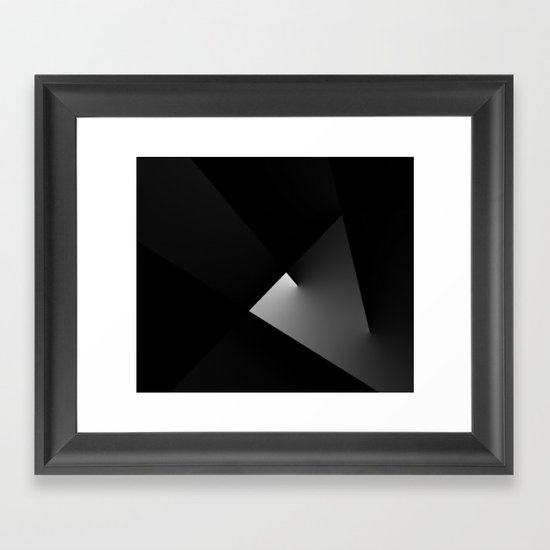 MEMORIES COME AND GO Framed Art Print
