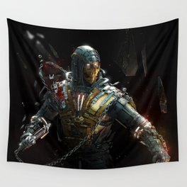 Scorpion Wall Tapestry