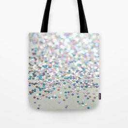NICE NEIGHBOURS - GLITTER PHOTOGRAPHY Tote Bag