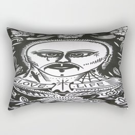 LOVE LIFE Rectangular Pillow