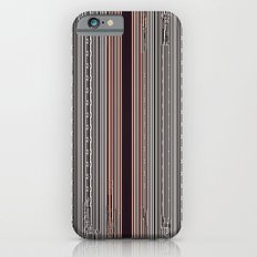 Pink Slit Slim Case iPhone 6s