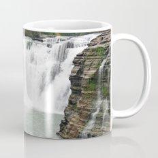 Letchworth Upper Falls Coffee Mug
