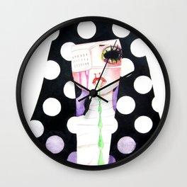 VOMIT Wall Clock