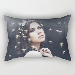 Mosquito Rectangular Pillow