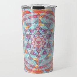 Serendipity Sri yantra Travel Mug