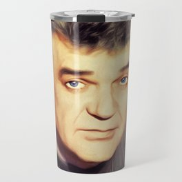 Conway Twitty, Country Legend Travel Mug