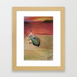 Santa Marta, Colombia 2003 Framed Art Print