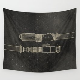 LightSabers Wall Tapestry