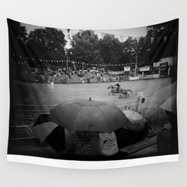 Mud Racer Wall Tapestry
