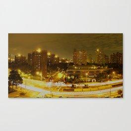 New York Skyline 2 Canvas Print