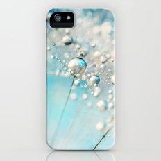 Sparkle in Blue Slim Case iPhone (5, 5s)