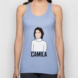 Camila Cabello Unisex Tank Top