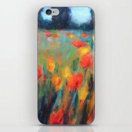 Hillside Brights iPhone Skin