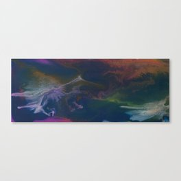 Road Runner Nebula Canvas Print